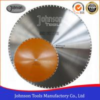 Quality Good Sharpness Diamond Wall Saw Blades For Reinforced Concrete Cutting OEM wholesale