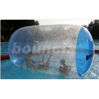 Quality 0.8mm or 1.0mm PVC Material Inflatable Roller Ball For Pool Or Lake wholesale