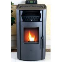 Cheap Multi Colors Available Indoor Pellet Stove Freestanding Design Easy Cleaning for sale