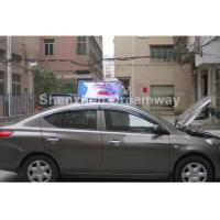PH6 Taxi LED Display, Automatic Brightness Control Cab Topper LED Display