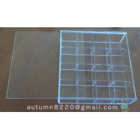 Quality BO (154) acrylic counter display cases wholesale