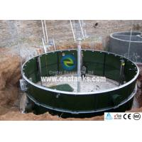 China Customized Glass Fused To Steel Waste Water Storage Tanks With ART 310 Steel grade on sale