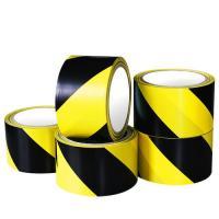 Buy cheap White Red PVC Floor Marking Tape For Electrical Protection (48mm*20Y) from wholesalers
