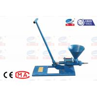 China SDB Low Pressure Cement Grouting Pump Light Weight Hand Operated Type on sale