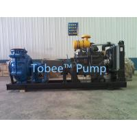 Quality Diesel Engine Centrifugal Slurry Pumps wholesale