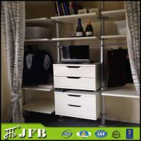 China Best selling products modern home bedroom furniture Clothes Wardrobe on sale