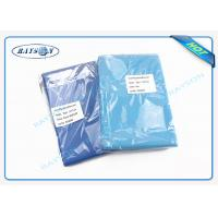 Quality ISO Approved nonwoven disposable bed sheets for hospital / spa / massage wholesale