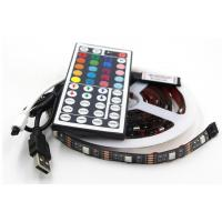 Quality Paypal Accept SMD5050 Tv 5V USB LED Strip RGB Light With Remote wholesale