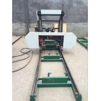 Quality Wood Sawmill Cheap Price Portable Band Sawmill Timber Cutting Horizontal Bandsaw For Sale wholesale