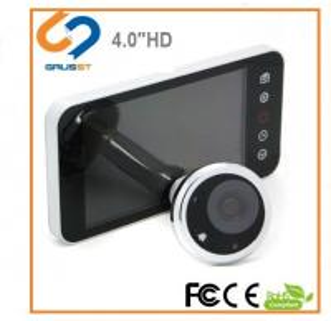 China Photo Memory Smart Digital Door Viewer / Door Peephole Viewer Camera on sale