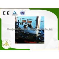 Quality Electromagnetic Hibachi Grill Japanese Cooking Table Bridge Shape For Restaurant / Hotel wholesale