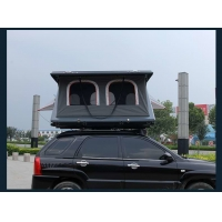 Quality Half Automatic Z Shaped Hard Shell Roof Top Tent wholesale