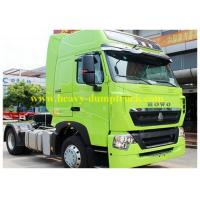 Buy cheap Heavy duty 4x2 Prime Mover Truck international tractor truck head for africa market product