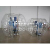Cheap Adult Sized TPU Inflatable Bumper Ball For Bubble Football Court for sale