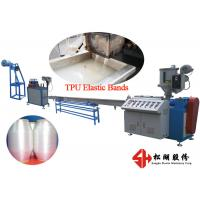 Transparent  TPU Tape Plastic Strip Making Machine For Bras And Underwear