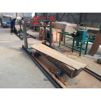 Buy cheap Electric Portable chainsaw mill,Gasoline Chainsaw sawmill,timber cutting machine from wholesalers