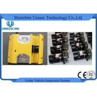 Quality Promotion Under Vehicle Inspection System , Under Vehicle Scanner System CE ISO wholesale