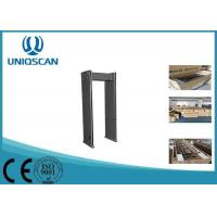 Quality Multiple Zones Security Walk Through Metal Detector Body Scanner For Bank wholesale