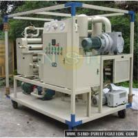 Quality Automatic Lubrication Oil Dehydration and Degassing Machine wholesale