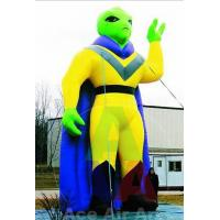 Quality 8m H Outdoor Huge Inflatable Alien For Advertising,Promotion wholesale