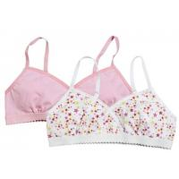 China Js underwear -girl's top on sale