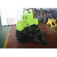 Buy cheap Side Clamp Hydraulic Impact Sheet Pile Driving For Excavators Zoomlion ZE230 from wholesalers