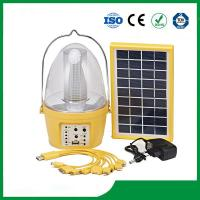 Portable led solar lantern for home indoor use outdoor Solar air heater portable interior exterior