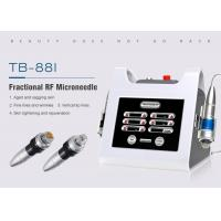 Quality Monopolar & Bipolar Microneedle RF Fractional Machine for Skin Tightening Wrinkle Removal wholesale