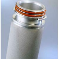 China High-temperature alloy powder sintered filter material components quality filter on sale