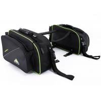Quality 600D / PVC Waterproof Motorcycle Saddlebags For Scooter Yamaha Honda Suzuki wholesale