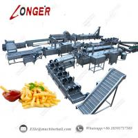 Quality Potato Crisps Production Line|Potato Chips Production Line|Potato Crisps Making Machine|Potato Crisps Making Equipment wholesale