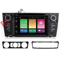 Quality Full RCA Output BMW E91 Sat Nav 2 Din Bluetooth Car Stereo Heat Dissipation wholesale
