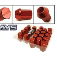 Quality High Performance Forged Wheel Parts / 35mm Rays Formula Lug Nuts wholesale