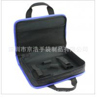 Quality Portable Electrician Travel Tool Bag Soft Sided With Pockets 1680D wholesale