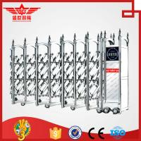 Buy cheap Residential outdoor security gate with anti-climbing sensor-J1363 from wholesalers