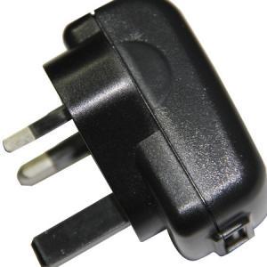 Quality UK plug Moblie phone charger, Portable USB charger, 5V adaptor wholesale