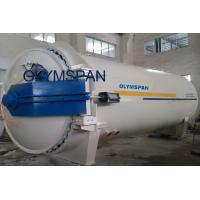 Quality High Temperature Chemical Industrial Laminated Glass Autoclave Safety , Φ2m wholesale