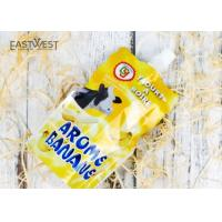 Quality Liquid Packaging Metalized Spout Pouch Bag Custom Designed With Bottom Gusset wholesale