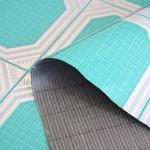 Quality Vinyl Waterproof Linoleum Recycled Pvc Flooring 20 - 30m Length Anti Slip wholesale