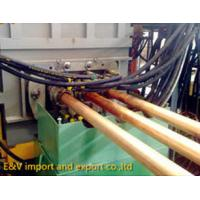 Buy cheap Multi Functional Copper Continuous Casting Machine For Oxygen Free Copper Rod product