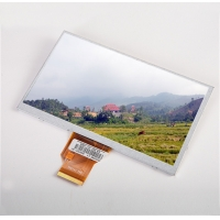 Quality RGB 24bits 500Cd/M2 7 Inch Tft Touch Screen wholesale