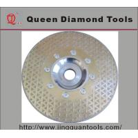 China Electroplated Diamond Grinding & Cutting Blade on sale