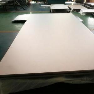 Quality Aerospace Titanium Sheet Metal , Titanium Alloy Plate Low Elasticity Module wholesale