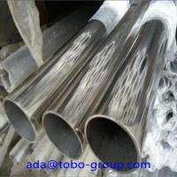 Cheap Super Duplex Stainless Steel Galvanized Seamless Pipe / Alloy 32750 Chemical for sale