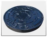 Quality ductile iron sand casting manhole cover and frame wholesale