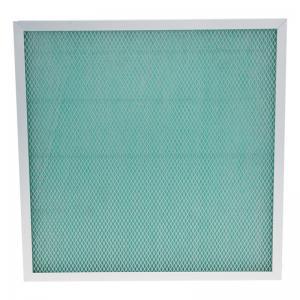 Buy cheap Pre furnace air filters fiberglass air filters air filtration filters from wholesalers