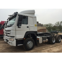 Quality Long Cabin 70 Ton HOWO Tractor Truck For Construction Site wholesale