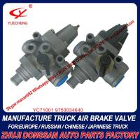 China YC71001 9753034740 Wabco Unloader Valve on sale
