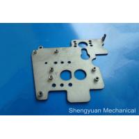 Quality Galvanized Sheet Precision Sheet Metal Fabrication Industry for Printer Accessories wholesale