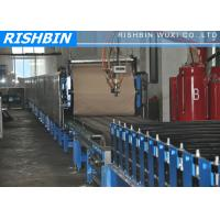 China Polyurethane PU Insulation Sandwich Panel Machine with Two Layers For Wall and Roof on sale